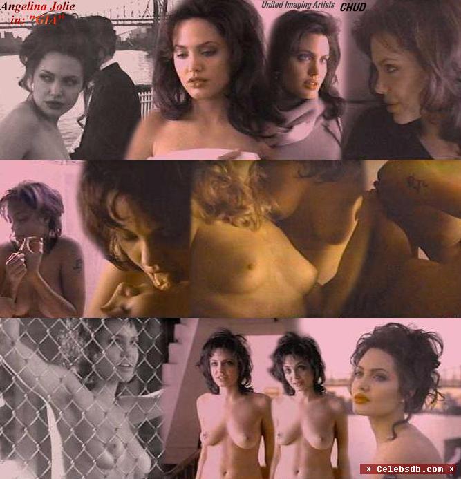 angelina jolie nude movie scene № 57085
