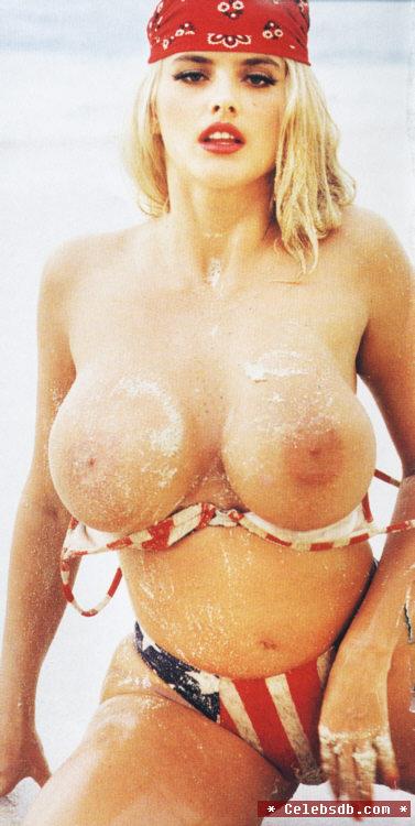 Anna Nicole Smith hardcore