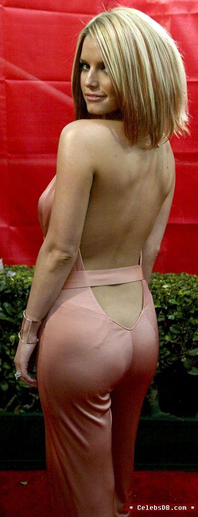 topless jessica simpson