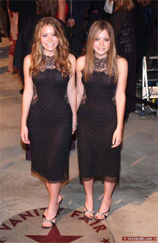 Olsen Twins hardcore