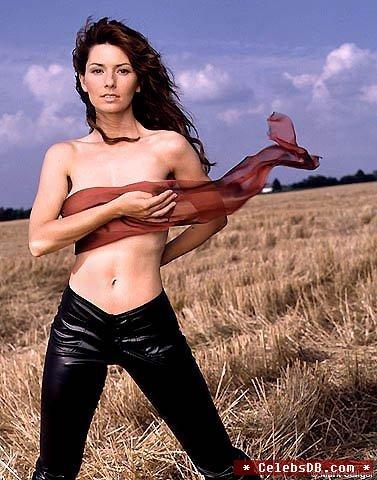 Mariah carey half naked