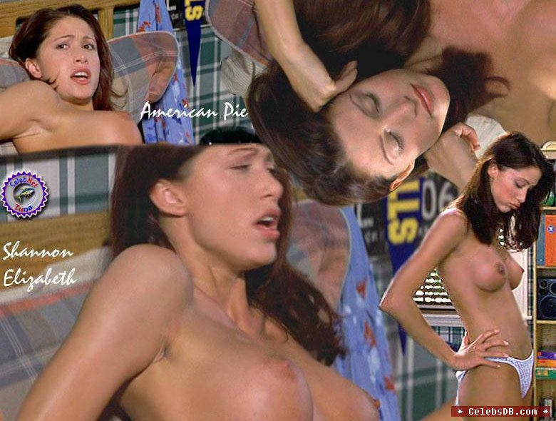 Shannon elizabeth nude porn