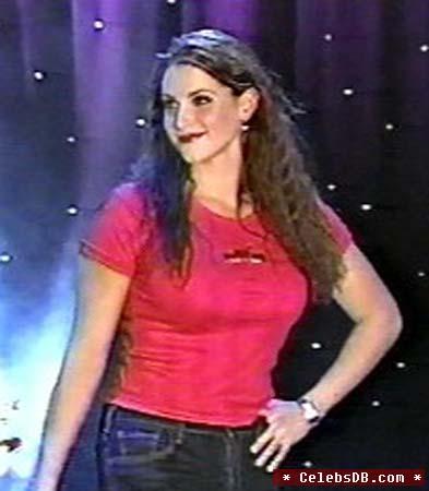Stephanie McMahon blowjob