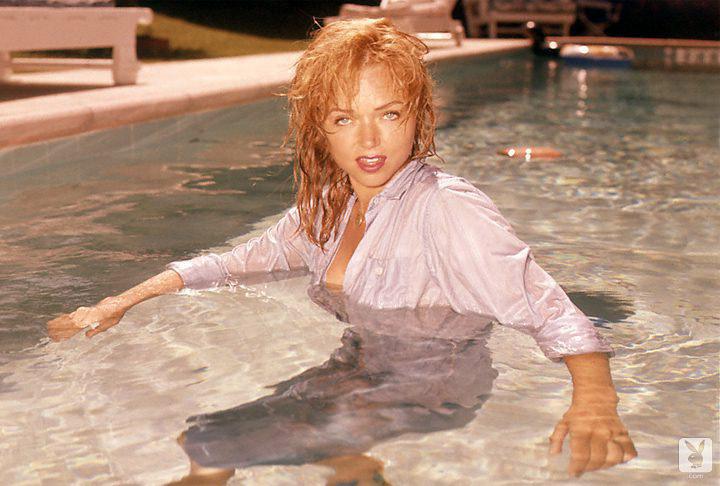 Yvette Vickers Playboy Playmate